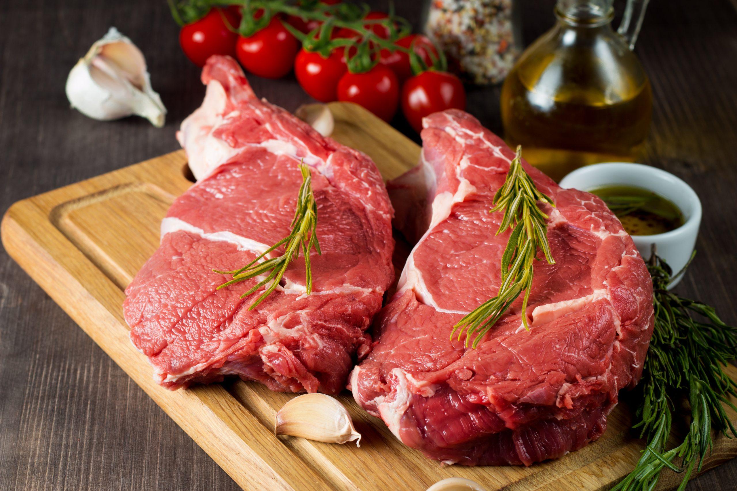 بهداشت گوشت قرمز